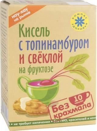 Кисель с топинамбуром и свеклой Компас здоровья на фруктозе 150 г