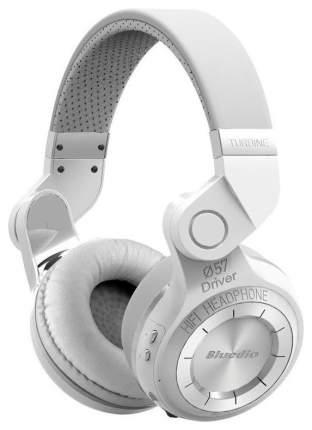 Беспроводные наушники Bluedio T2 White