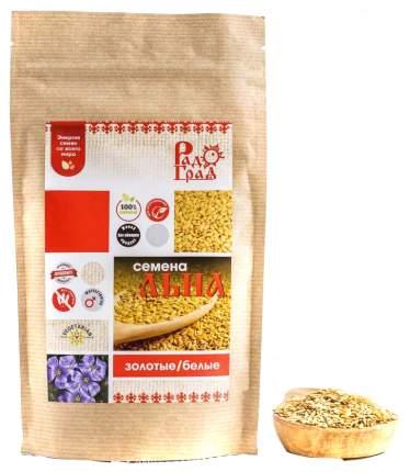 Семена льна для проращивания Золотой лён 200 г