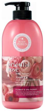 Лосьон для тела Welcos Body Lotion Oriental Rose 500 г