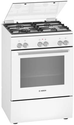 Комбинированная плита Bosch HXA090I20R White