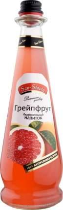 Лимонад San-Slavia грейпфрут стекло 0.5 л