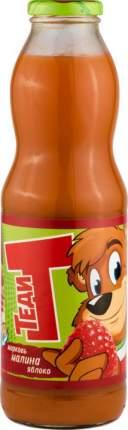 Напиток сокосодержащий Теди морковь-малина-яблоко с мякотью 0.75 л