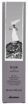 Краска для волос Davines Mask with Vibrachrom 12.13 Пепельно-золотистый экстраблонд 100 мл