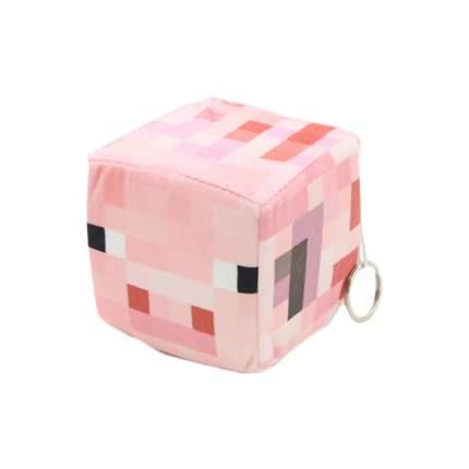Мягкая игрушка Minecraft Куб Pig (Поросенок), 10 см