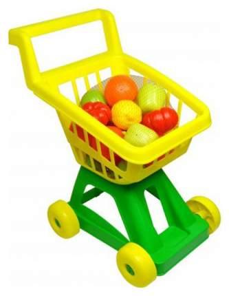 Тележка для супермаркета с фруктами и овощами Совтехстром