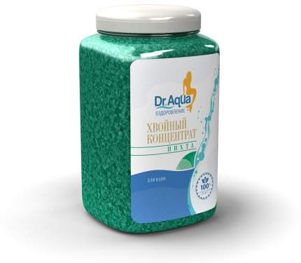 Хвойный концентрат Пихта Dr. Aqua 750 гр