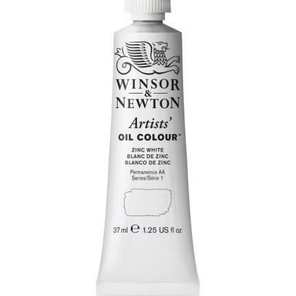 Масляная краска Winsor&Newton Artists белый цинк 37 мл