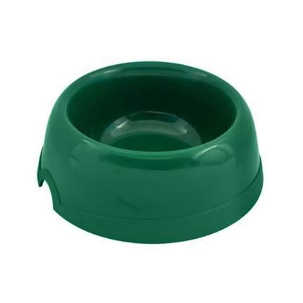 Миска для грызунов ХОРОШКА, пластиковая, зеленая, 200мл