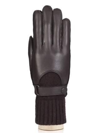 Перчатки мужские Eleganzza OS455 коричневые 9