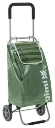 Сумка-тележка Gimi Flexi (зеленая)