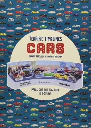 Книга Terrific Timelines: Cars