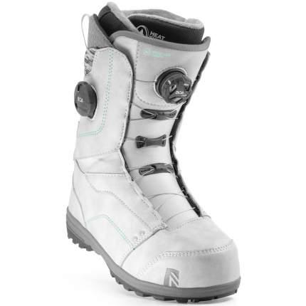 Ботинки для сноуборда Nidecker Trinity Platinum 2020, gray, 22.5