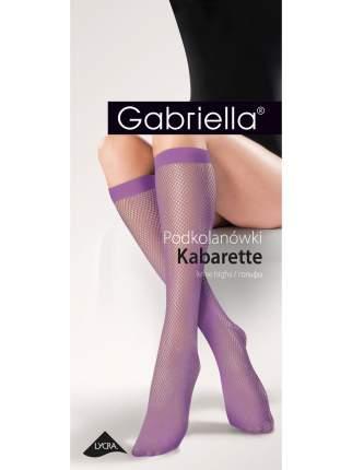 Гольфы женские Gabriella фиолетовые UNI