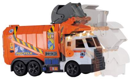 Мусоровоз Garbage Truck (свет, звук), 41 см Dickie Toys