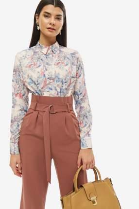 Рубашка женская D&M by 1001DRESS DM01674PH красная M