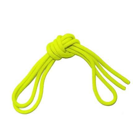 Скакалка гимнастическая BF-SK02 (BF-JRG01) 3м, 180гр. Лимонный