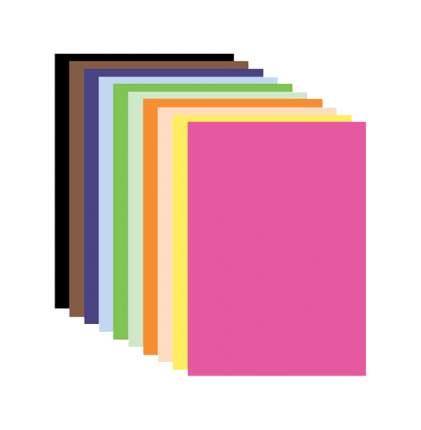 Набор цветной бумаги Brauberg 124713