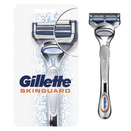 Бритва Gillette Skinguard Sensitive с 1 сменной кассетой