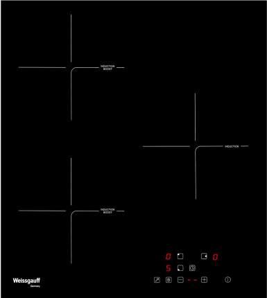 Встраиваемая электрическая панель Weissgauff HI 430 B