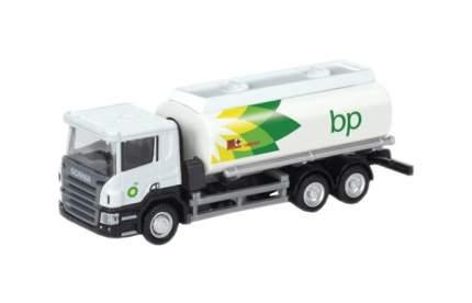 """Коллекционная игровая модель """"Scania Oil Tanker (BP)"""""""
