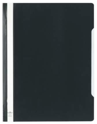 Папка-скоросшиватель DURABLE 257001 Черный А4