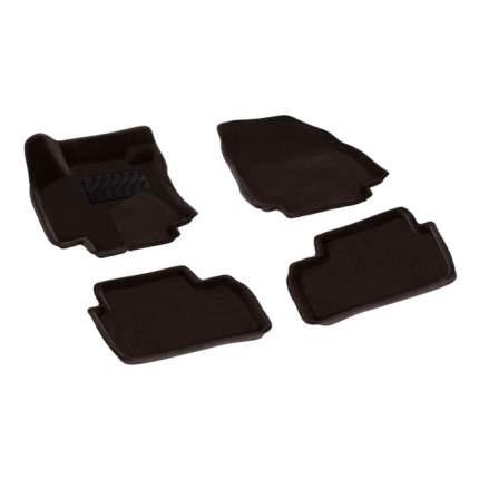 Ворсовые коврики SeiNtex3D для Nissan Juke 2011-2014 / 84741