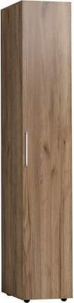 Платяной шкаф Hoff Канкун 80327597 40х230х57,9 см, дуб табачный