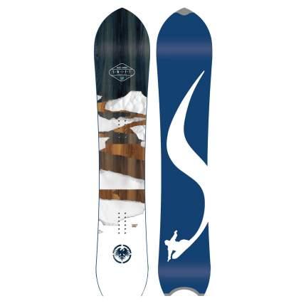 Сноуборд Never Summer Swift 2020, 157 см