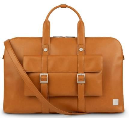 """Сумка для ноутбука 13"""" Moshi Treya Briefcase caramel"""