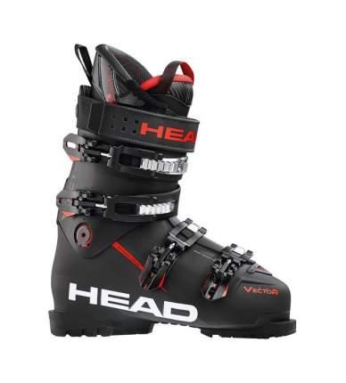 Горнолыжные ботинки HEAD Vector Evo 110 XP 2019, black/red, 25.5