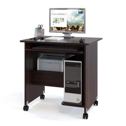 Компьютерный стол СОКОЛ КСТ-10.1 7673020, дуб венге