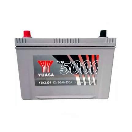 Аккумуляторная Батарея Silver High Performance[12v 95ah 830a B1] YUASA