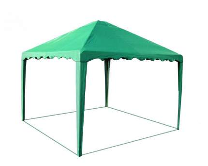 Шатер Митек Беседка зеленый 3 x 3 м