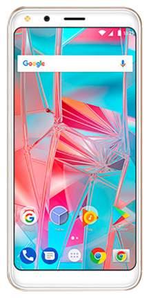 Смартфон BQ BQ-5301 Strike View 8Gb Gold