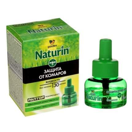 Жидкость от комаров Naturin без запаха 30 ночей