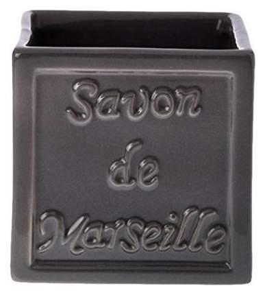 Стакан для зубных щеток Savon De Marseille Серый