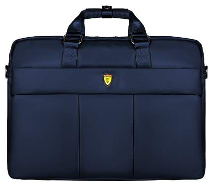 """Сумка для ноутбука 16"""" Jet.A LB16-76 темно-синяя"""