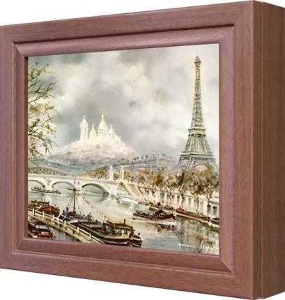 "Ключница ""Paris I"" Орех"