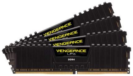 Оперативная память Corsair VENGEANCE LPX CMK64GX4M4K3733C17