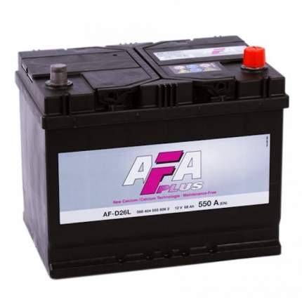 Аккумулятор автомобильный Afa AF-D26L