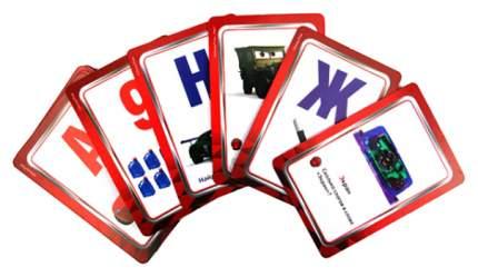 Дидактические игры Умка Дисней Тачки Учим Алфавит И Цифры