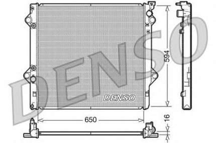 Радиатор Denso DRM50036