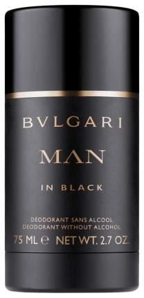 Дезодорант Bvlgari Man In Black 75 мл