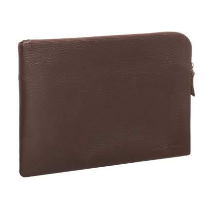 Папка для документов кожаная Lakestone Bampton коричневая