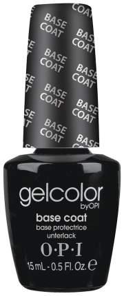 Закрепитель лака для ногтей OPI Gelcolor Base Gel 15 мл