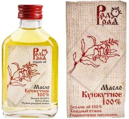 Масло Радоград кунжутное холодного отжима 100 мл