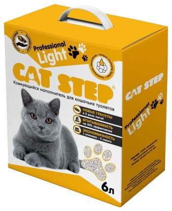 Комкующийся наполнитель для кошек Cat Step Professional бентонитовый, 1.16 кг, 6 л