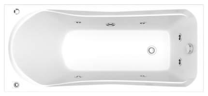 Акриловая ванна BAS Мальта 170х75 c гидромассажем