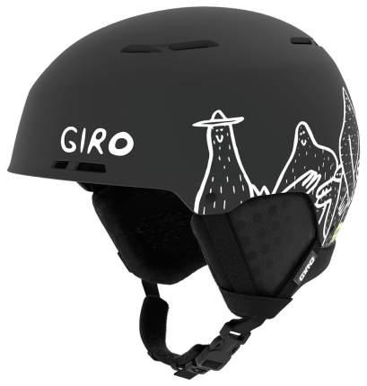 Горнолыжный шлем Giro Emerge Mips 2019, черный, L